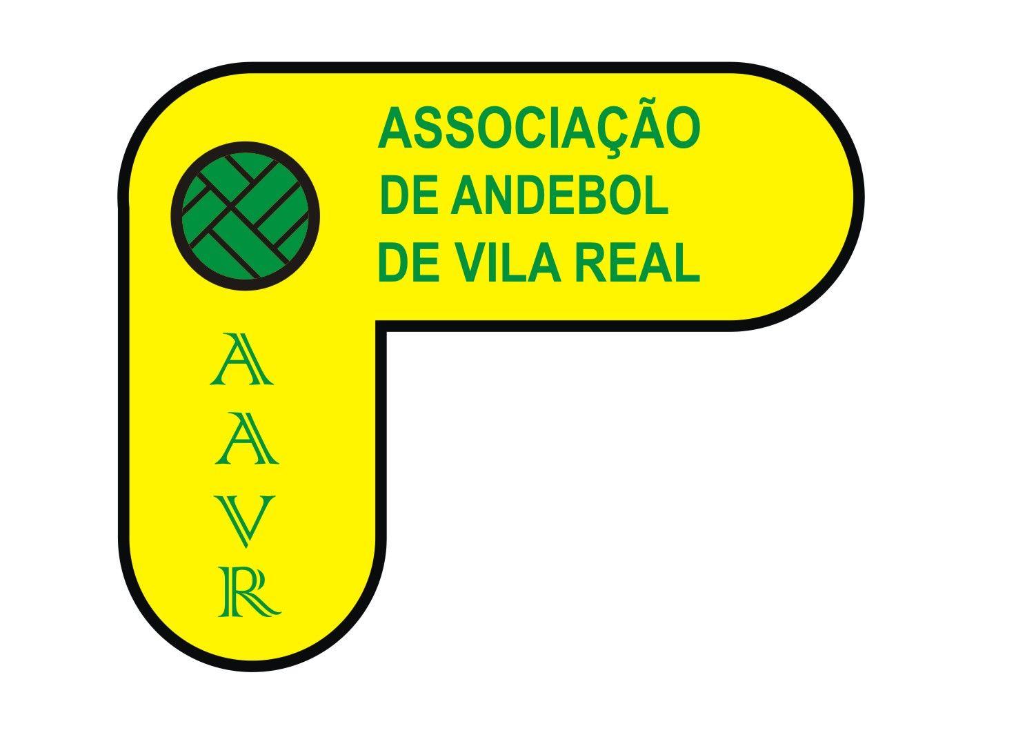 Logo Associação de Andebol Vila Real