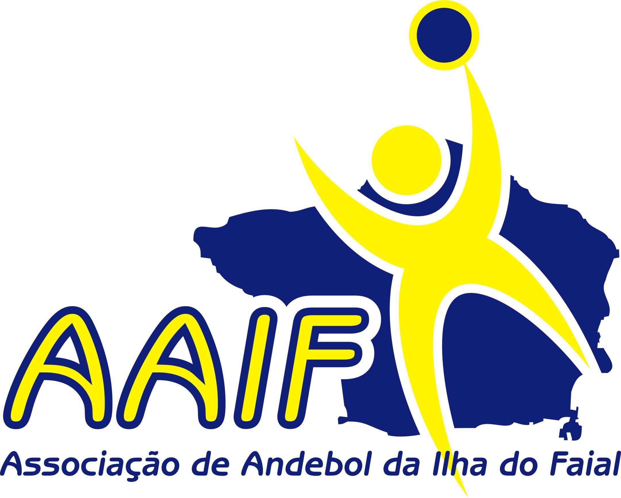 Logo Associação de Andebol Ilha Faial