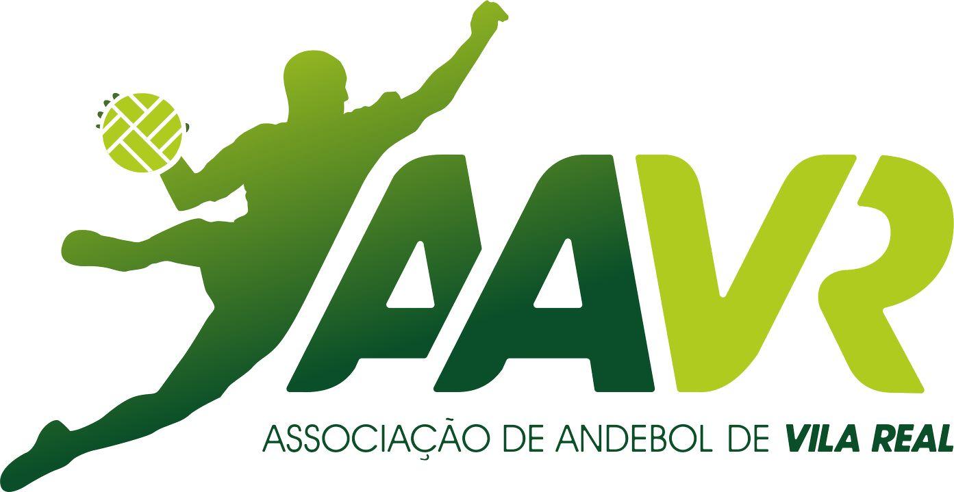 Logo Associação de Andebol de Vila Real