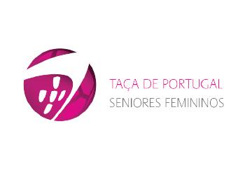 Logo Taça de Portugal Seniores Femininos