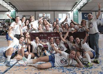Colégio de Gaia/Toyota - vencedor da Taça de Portugal Feminina 2018/2019
