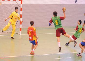 Taça Latina - Portugal : Espanha (masculinos)