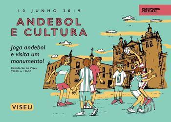 Andebol e Cultura - Viseu, 10.06.2019