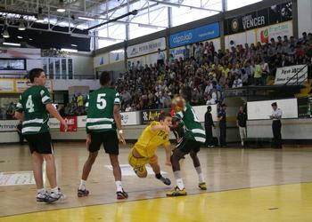 Jogo ABC-Sporting - fase final juvenis- 2012