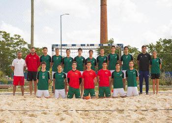 Seleção Nacional de Sub-17 Masculinos de Andebol de Praia