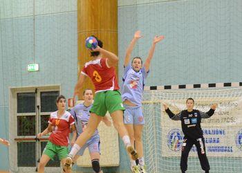 Portugal : Eslovénia - 7º Campeonato do Mediterrâneo