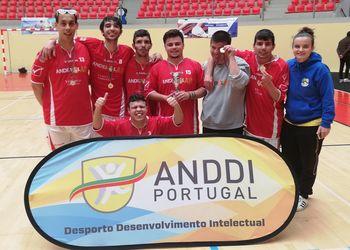 UDI Setúbal - pentacampeão Campeonato Regional do sul de Andebol-5 ANDDI