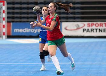 Torneio 4 Nações Sub-19 Femininas - Portugal : França - Joana Resende - Foto: PhotoReport.in