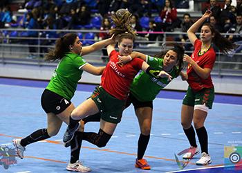Torneio Kakygaia - CA Leça x Portugal - 2ª Jornada