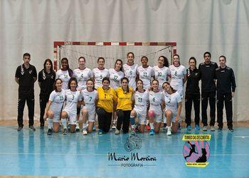 Seleção Nacional Sub-15 Feminina - II Torneio das Descobertas - foto: Mário Moreira