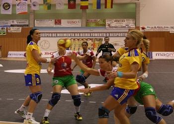 Portugal-Roménia ((F) - Moimenta Beira