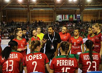 Seleção A Feminina - Apuramento Campeonato do Mundo 2019