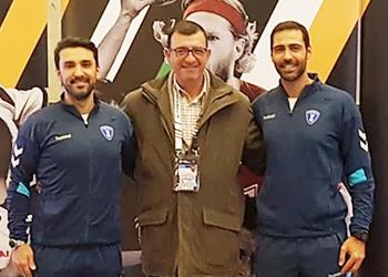 Ricardo Fonseca / Duarte Santos e António Goulão - Campeonato do Mundo Seniores Masculinos 2019
