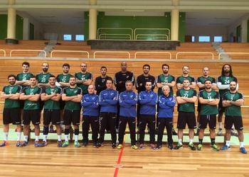 Seleção Sénior Portugal - Nov2015