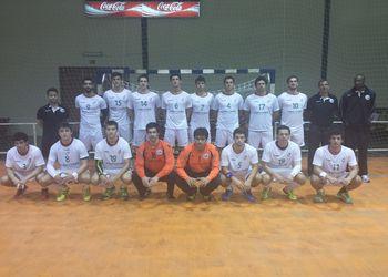 Selecção Nacional Juniores A Masculinos 2014-2015