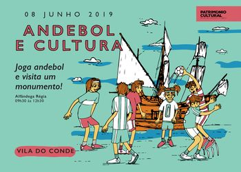 Andebol e Cultura - Vila do Conde, 08.06.2019