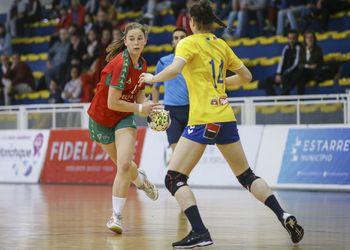 Portugal : Roménia - Torneio Internacional da Páscoa - 1ª jornada - foto: PhotoReport.In