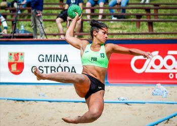 Europeu de Andebol de Praia 2019 – Croácia : Portugal – Femininos – Foto: Uros Hocevar/EHF