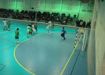 Selecção Nacional Junior D masculina - 10º Torneio Vila de Benavente