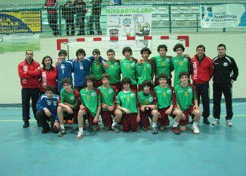 Selecção Nacional Junior D masculina 2009-2010