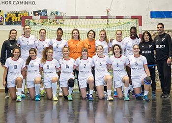 Torneio Kakygaia 2018 - Seleção Sub-17 Feminina Foto: PhotoReport.in