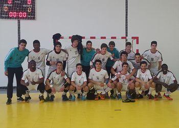 Seleção Nacional Sub-18 Masculinos - 2017-2018
