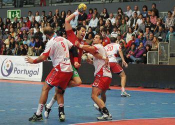 Portugal : Polónia - qualificação Campeonato Europa Sérvia 2012