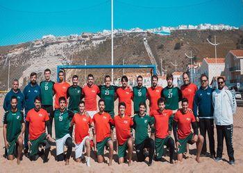 Seleção Nacional Masculina - Andebol de Praia 2018-2019