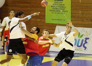 Espanha : Portugal - Campeonato do Mundo Sub-21 Grécia 2011