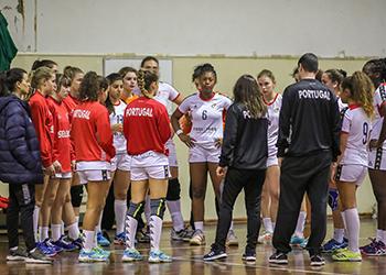 Torneio Kakygaia 2018 - Seleção Sub-17 Feminina : Almeida Garrett