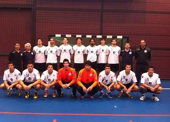 Seleção Juniores B - European Open 2013