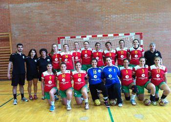 Portugal - Sel. Nacional Juniores A femininas