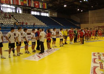 Noruega : Portugal - Campeonato Europeu Sub-18 Montenegro 2010