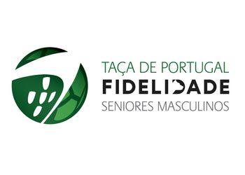 Logo Taça Portugal Fidelidade Seniores Masculinos