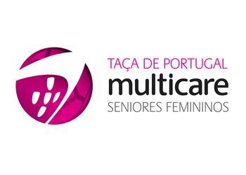 Logo Taça Portugal Multicare Seniores Femininos