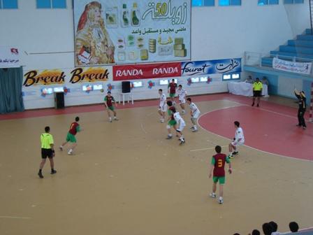 Selecção Nacional Junior C Masculina - 6º Campeonato do Mediterrâneo