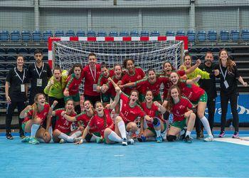 Seleção Nacional Sub-19 Feminina 2018-2019