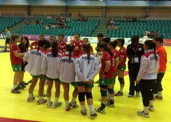 Selecção Juniores A - Europeu sub-19 - Dinamarca 2013