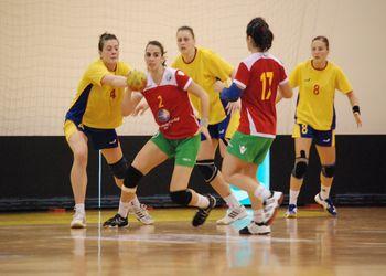 Roménia : Portugal - qualificação sub-19 femininas