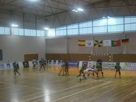 Torneio das 4 Nações Sub20 Feminino - Portugal A : Portugal B