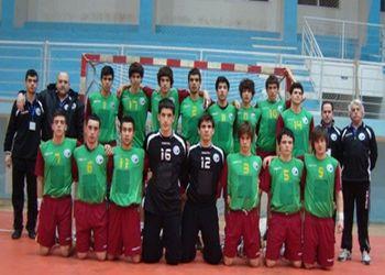 Selecção Nacional Junior C Masculina no 6º Campeonato do Mediterrâneo