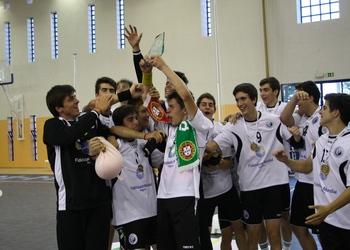 Portugal - Juniores C - vencem Jogos CPLP