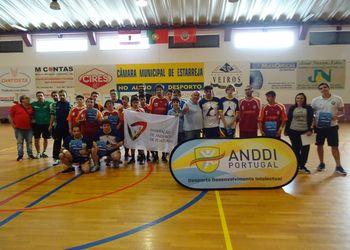 ANDDI - Clube Gaia revalida título de Andebol-7 no GarciCup