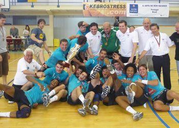 CF Belenenses vencedor da 6ª Taça Presidente da República