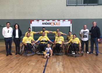 APD Leiria - Vencedor da Taça de Portugal de ACR4 2018/2019