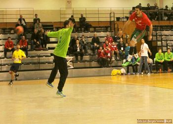 Portugal : Roménia - qualificação Campeonato Europa Sub20 Masculinos