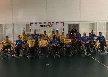 APD Porto - campeão nacional e APD Leiria - vice campeão CN ACR4