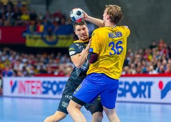 Campeonato Europa 2016 -Espanha-Suécia