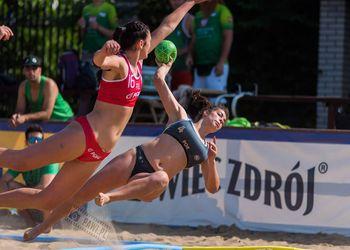 Europeu Sub18 Andebol de Praia - Montenegro 2018 - Femininos