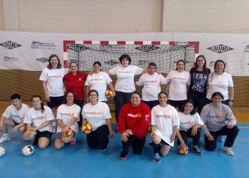Seleção Nacional Feminina ANDDI / FAP